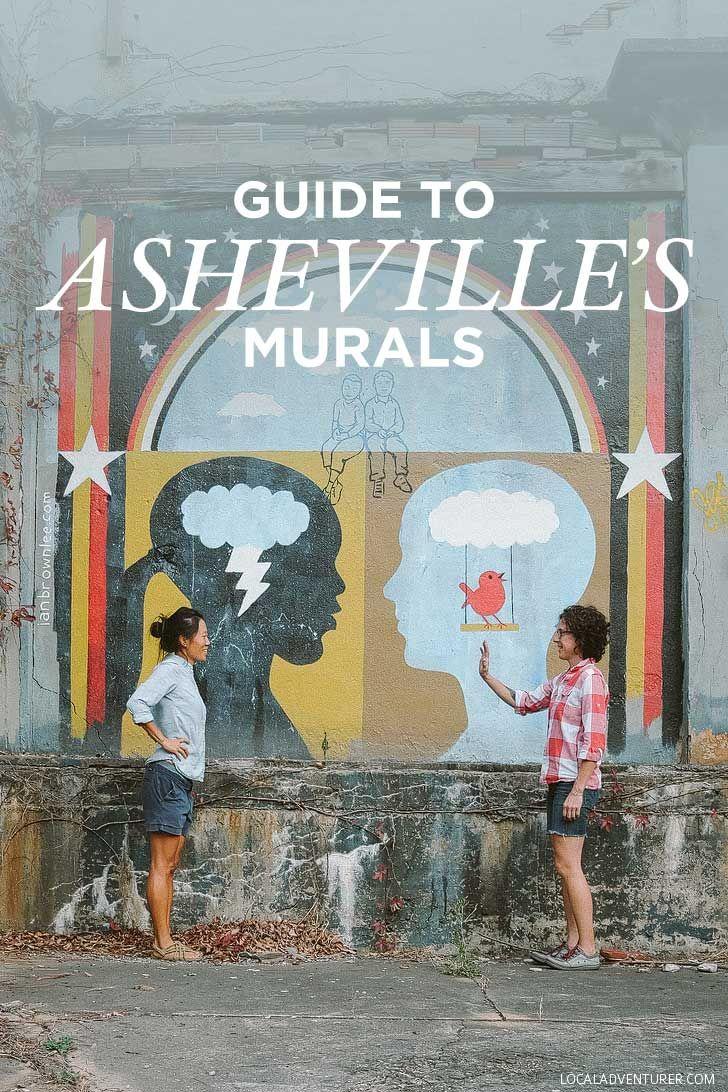 Guide to Asheville's Best Murals // localadventurer.com