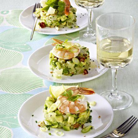 die besten 25 avocado tartar ideen auf pinterest partyh ppchen mit matjes heiligabend. Black Bedroom Furniture Sets. Home Design Ideas