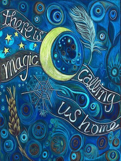 magic calls us