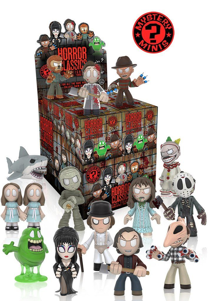 Mystery Mini Blind Box: Horror Series 3