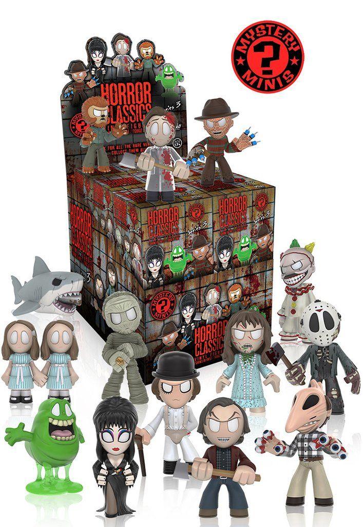 Mystery Mini Blind Box: Horror Series 3