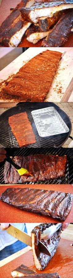 How to Make BBQ Ribs on a Charcoal Grill