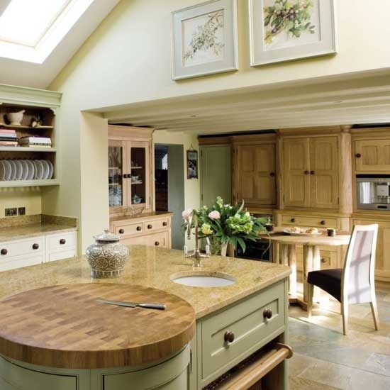 from Modern Country Style blog: gorgeous kitchen