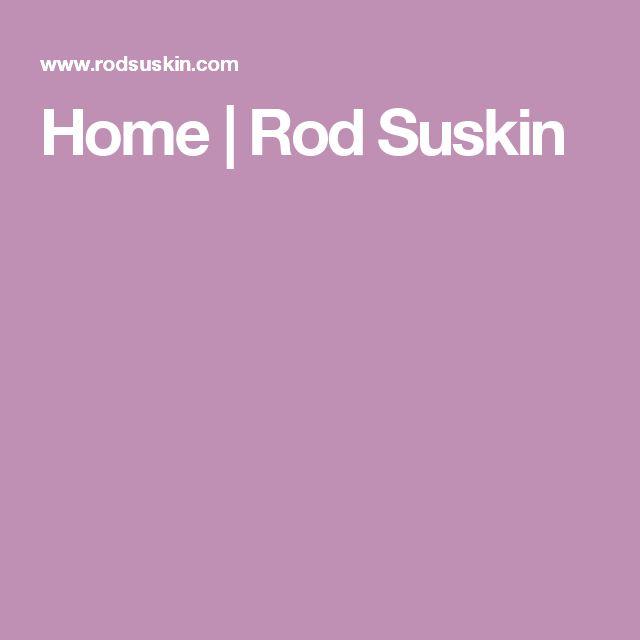 Home | Rod Suskin