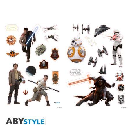 STAR WARS Stickers Star Wars The Force Awakens