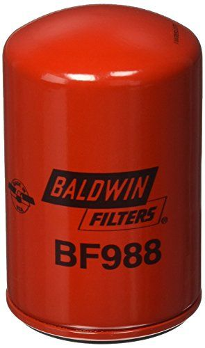 Baldwin BF988 Heavy Duty Diesel Fuel Spin-On Filter with FREE Shipping    #carscampus #sale #shop #cars #car #campus
