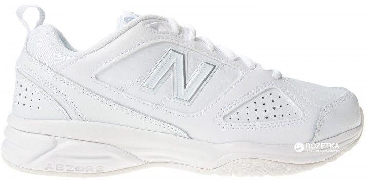 Кроссовки для тренировок New Balance 624 WX624WS4 39 (8.5) 25.5 см Белые (889116396616)
