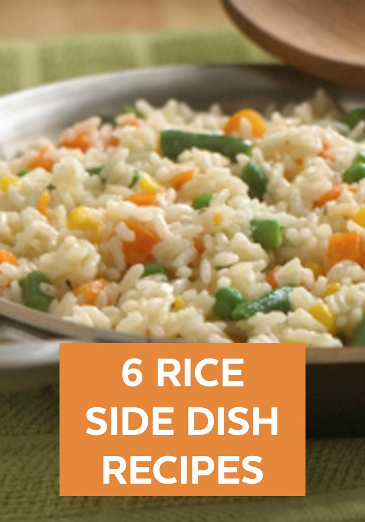These Recipes Can Help You Use Your Pantry Staples To Make Quick Filling Side Dishes That Add