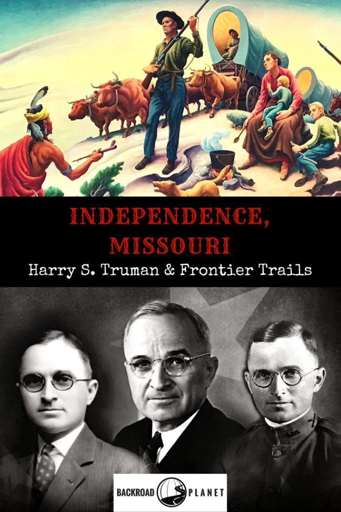 Historical Independence, Missouri, is home to the Harry S. Truman Library, the Truman National Historic Site, and the National Frontier Trails Museum.