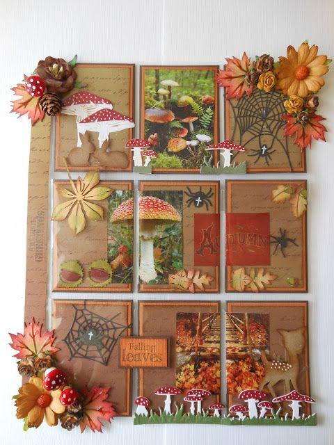Noor! Design: Pocket Letter Autumn