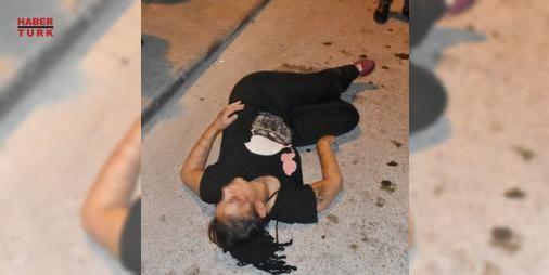 #Ramazan davulcuları böyle buldu!: 36 yaşındaki 10 aylık bir bebek #annesi Funda B., erkek arkadaşıyla tartıştı, tartıştığı arkadaşı kendisini dövdükten sonra araçtan indirip uzaklaştı