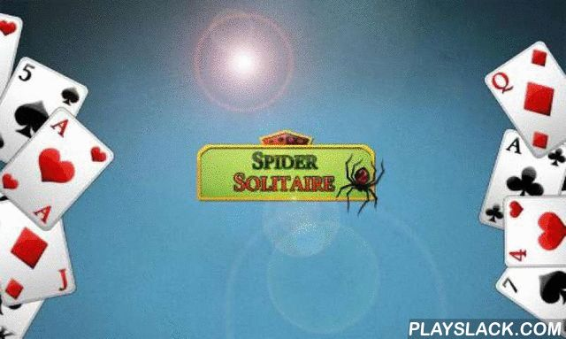 Spider Solitaire 2  Android Game - playslack.com , Clear the screen from competing  cards. Move cards between files and place them in command from ace to ruler. Show your energies of measurement and inference in this addictive game for Android. compete well-kown solitaire game and upgrade your abilities gradually increasing the effort and the amount of cards. Move cards or factions of them from one file to another. Use suggestions to get out of strenuous states. observe your developments…