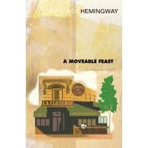 A Moveable Feast - still one of my faves...and I still want to live in Paris for a year.