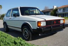 1984 Volkswagen Rabbit GTI – Rafiq Kalam