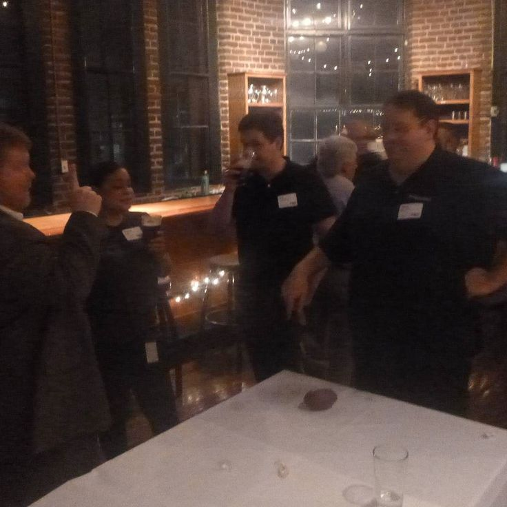 Evan Guthrie Law Firm at Tech After Five 347 at Southend Brewery in Charleston SC on Tuesday December 22 2015. #ta5chs #techafterfive #tech #technology #business #networking #lawyer #attorney #charleston #southcarolina #money #fun #drinks #businesslaw #ip #law #lawyers #Christmas #holiday #celebration #beer #brewery #win