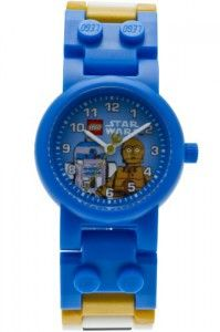 #Lego Star Wars #C3PO et #R2D2 – 9001178 – #Montre #Enfant – Quartz Analogique – #Bracelet Plastique Multicolore #Montres #BIjoux #StarWars