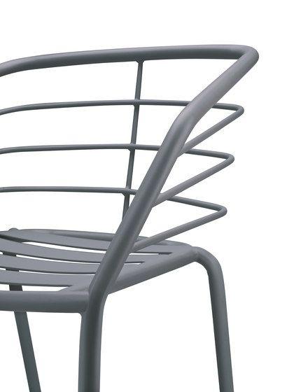 Provence Stacking Chair di solpuri | Sedie da giardino