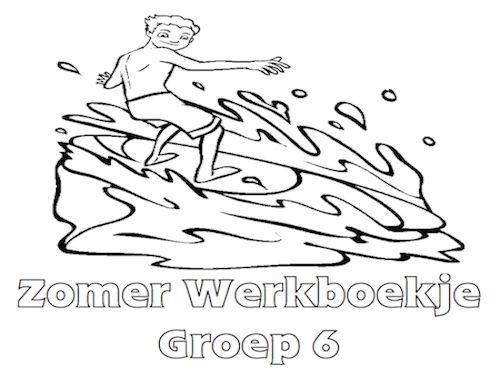 Zomer Werkboekje Groep 6