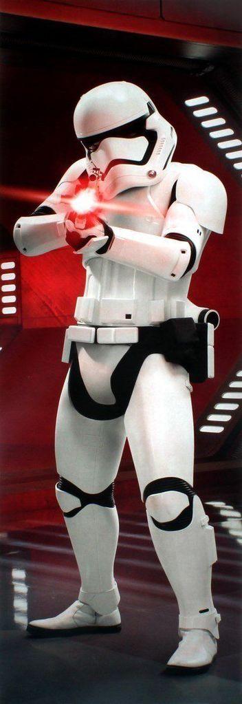 Star Wars Episode 7 VII Stormtrooper Door Poster Print Wall Art Large