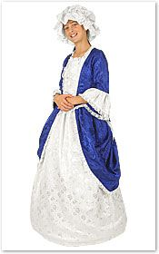 Betsy ross costume patriotic costume colonial costume colonial