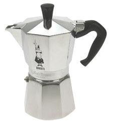 Espressokeitin 2 moka express