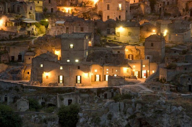 Basiliani hotel in the rock dwellings_Domenico Fiore