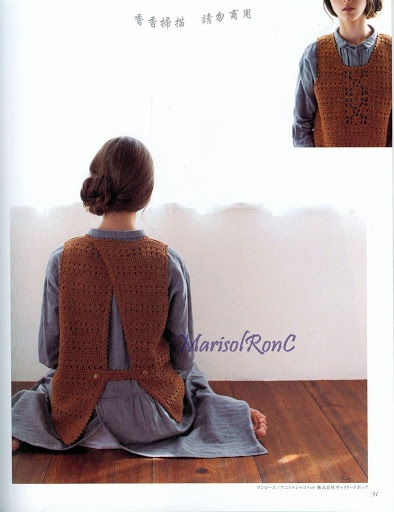Tejidos Turki: BLUSAS A CROCHET DE LA WEB: Hook, Things Crochet, Crochet Prendas, Tejidos Turki, Blog Ideas