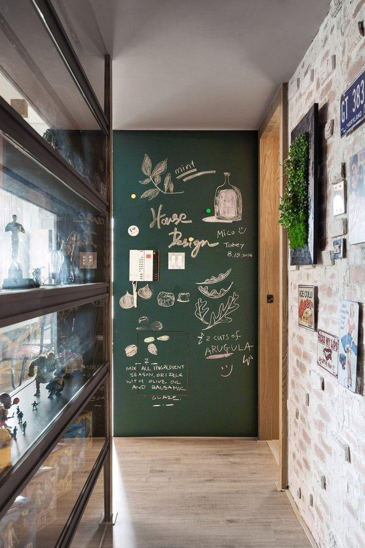 For Interieur | Un appartement au style industriel et vintage à Taïwan | http://www.for-interieur.fr