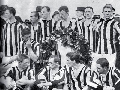 Deutscher Fußballmeister 1909: Phönix Karlsruhe