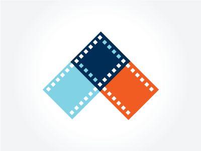 Colorado Springs Film commission - colorful, geometric