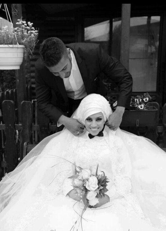 les 25 meilleures id es de la cat gorie couples musulmans sur pinterest mariage en islam. Black Bedroom Furniture Sets. Home Design Ideas