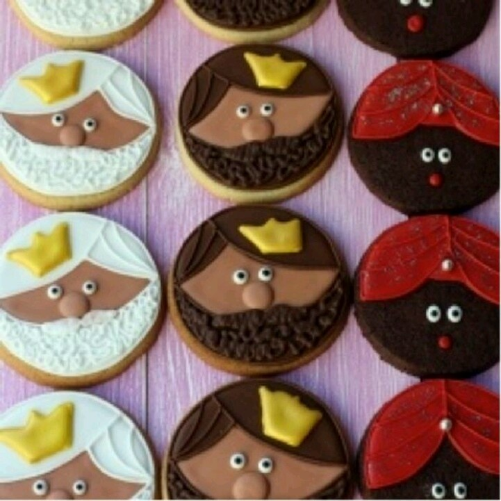 17 best images about galleta de reyes magos on pinterest cooking search and tans - Ideas para reyes ...
