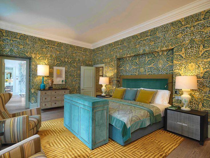 The Brown Hotel: Kipling Suite - Suites donde pasar una noche de lujo en Londres