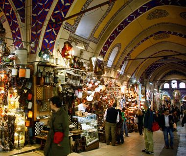 Europe's Most-Visited Tourist Attractions #travel: Istanbul Turkey, Tourist Attraction, Most Visit Tourist, Bazaars Istanbul, Patterns Carpets, Europe Most Visit, Mostvisit Tourist, Gold Jewelry, Grand Bazaars