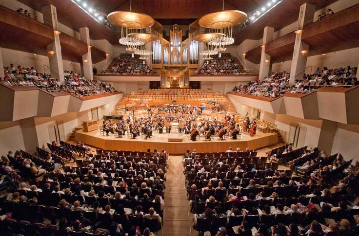 Auditorio Nacional en Madrid, Madrid