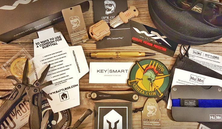 Mission 7- Everyday Carry Box  #survival #camping #edc #everydayuse #giftsforhim #giftsfordad #giftsforhusband #survivalist #gear