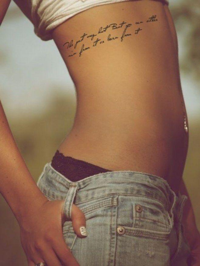 60 #diseños para tatuarte en las costillas que adorará. #tatuajes #tatoo #piel…