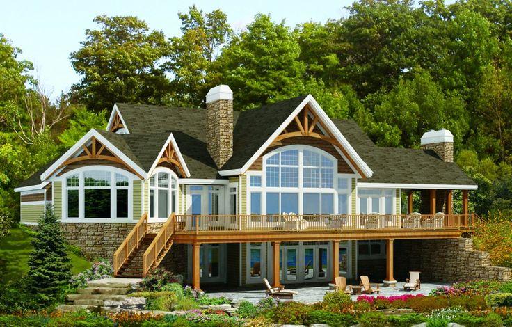 Custom Home Floor Plans With Basement: Pasadena By Viceroy Homes – JayWest Custom Homes