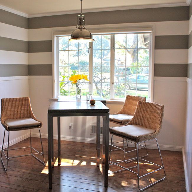 Best 25+ Grey Striped Walls Ideas On Pinterest