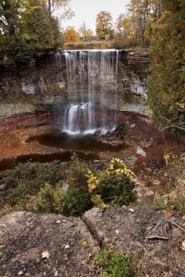 Indian Falls/Owen Sound. Ontario,