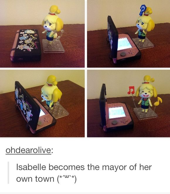 Paper Craft Isabelle Acnl