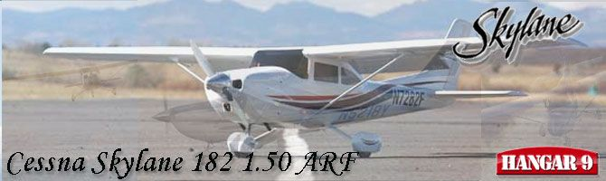 Top-Flight 182 Cessna   Email this Article   PDF