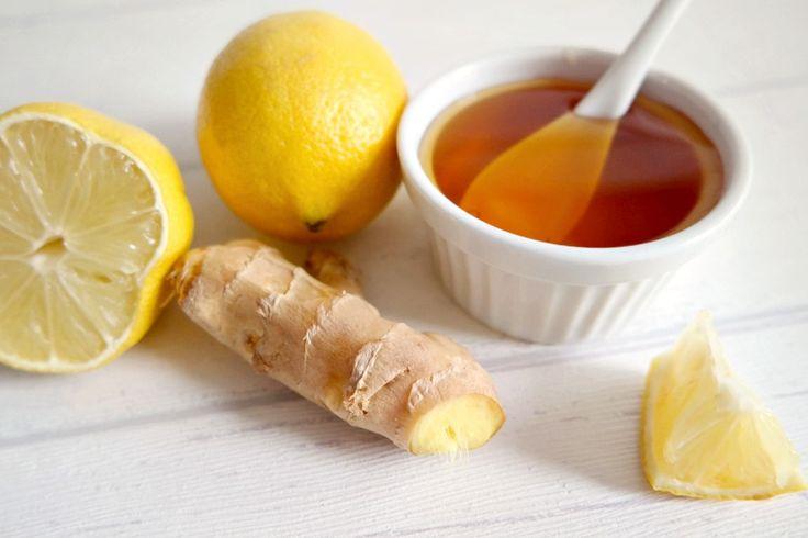 Hausmittel Rezept gegen Grippe, Erkältung und Kopfschmerz bzw. Migräne.