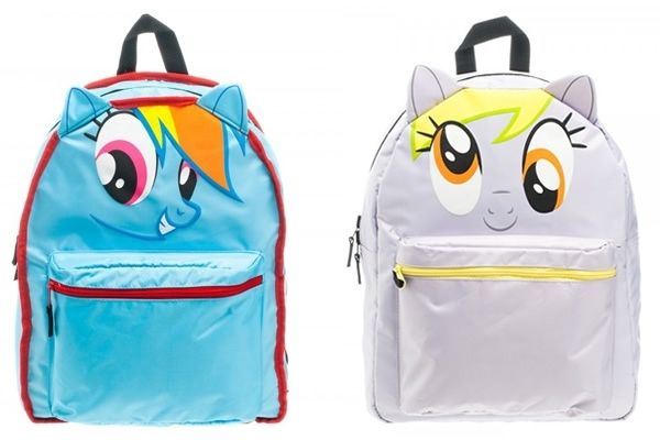 Derpy Dash - My Little Pony Reversible Backpack