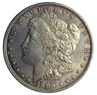 Historic Values of Morgan Silver Dollars