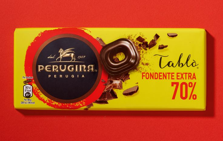 Perugina on Packaging of the World - Creative Package Design Gallery