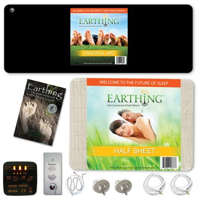 Earthing Premium Starter Pack with Bands