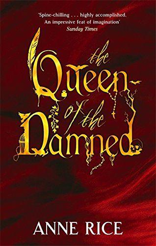 Queen of the Damned / Königin der Verdammten by Anne Rice