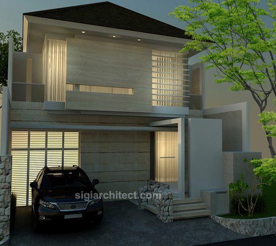 RUMAH KACA 2  RUMAH di 2019  House design Minimalis