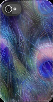 Peacock Feathers by SherrysCamera